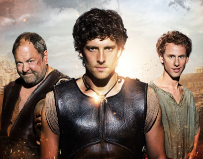 BBC One: Atlantis | 96-sheet, Press Iconics