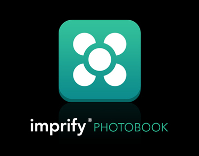 Imprify Photobook iPhone App + website