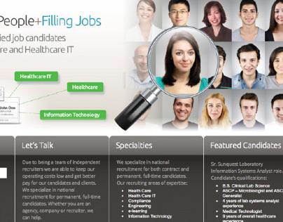National Talent Finder Recruiting Agency