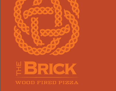 Brick Wood Fired Pizza Logo