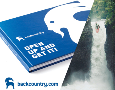 Backcountry.com - Brand Book