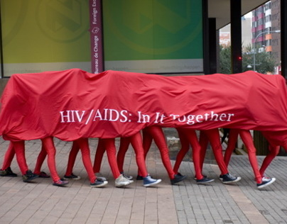 HIV/AIDS: in it together 2011