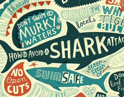 How to Avoid a Shark Attack