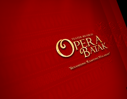 Opera Batak, Musical Theater Show