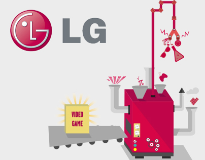Infographic for LG Electronics