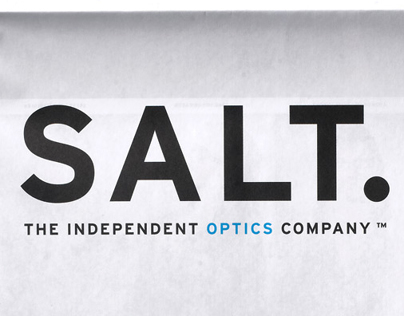 Salt Optics | Com Arts Winner | Design Annual 50