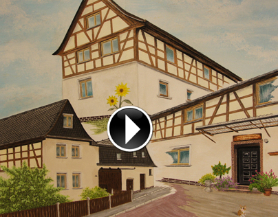 Fachwerkhaus in Sachsen 2013 and Video