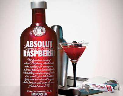PHOTO (absolut vodka)