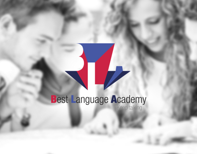 Best Language Academy / corporate identity /