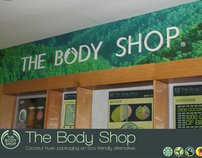 The Body Shop - Eco Packaging