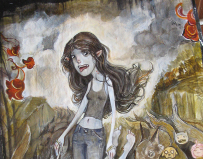 Marceline Painting