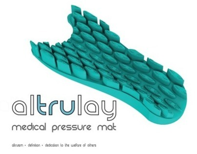 Medical Pressure Pad Design Project - Altrulay