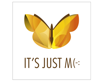 Its Just M (-: Logo