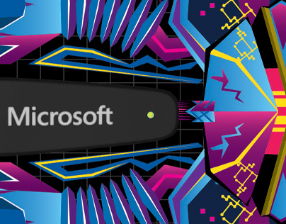 Microsoft Artist Series competition entries