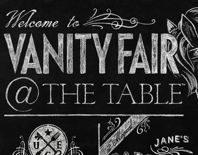 Vanity Fair Event at Janes Carousel, Brooklyn