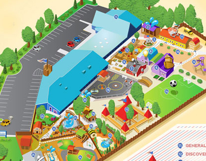 Childcare Center Map