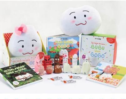 Picture Books : Gugu Dan Gogo The Series