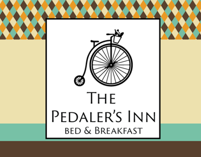 Pedalers Inn Bed & Breakfast Identity & Website