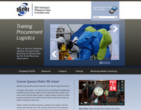 Strategic Response Initiatives Web Site Redesign