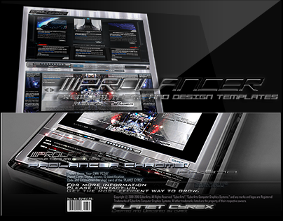 PROLANCER CHROME FX-SERIES [HTML5/CSS] SITE TEMPLATES