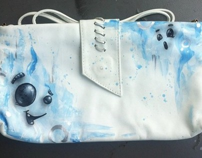 Smudge Purse Commission 1