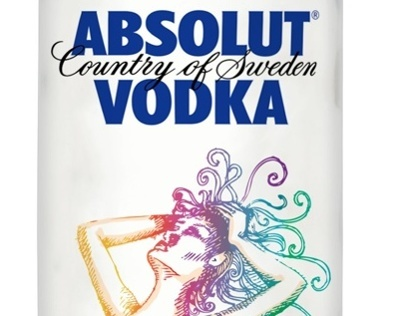 Absolut Vodka connection editions
