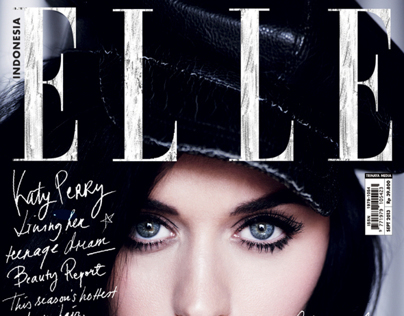 ELLE September 2013 Cover