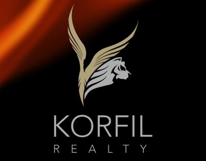 Korfil Realty Logo Case Studies and Guidelines