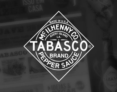Tabasco | Website + Facebook