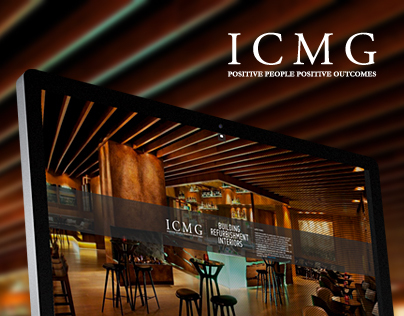 ICMG - Website Re-design (Now Live) by Mizko Media