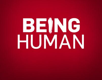 BEING HUMAN 3dr season