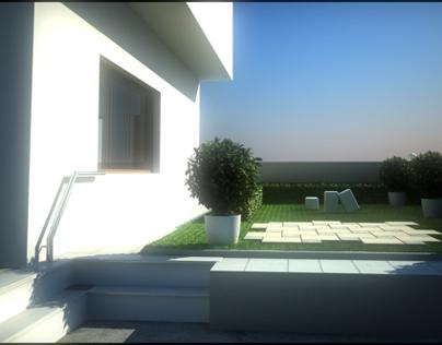 Landscape Designing .