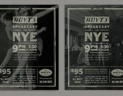 Hoyts Tavern NYE