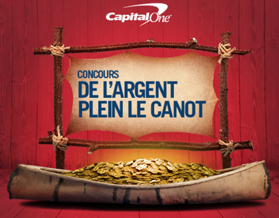 De largent plein le canot | A Boatload of Cash