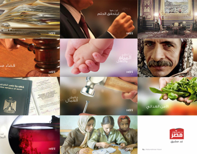 Egyptian constitution 2012 - Promo