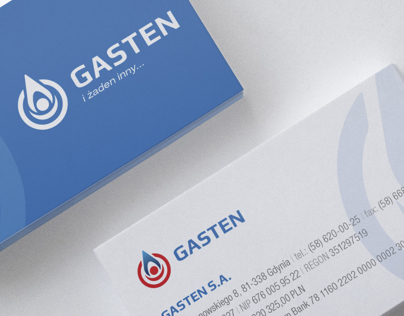 GASTEN - Petrolinvest rebranding