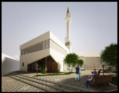 Mosque,Pogradec