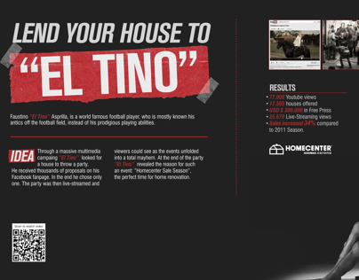 Lend Your House to El Tino