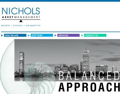 Nichols Website Proposal