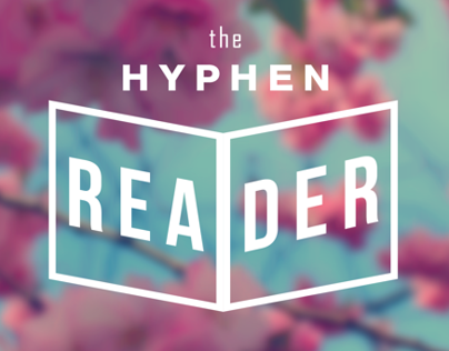 The Hyphen Reader Logo/Banner