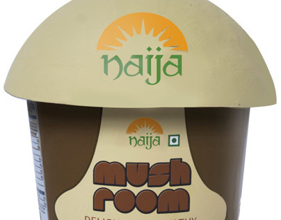 Package design of Mushroom