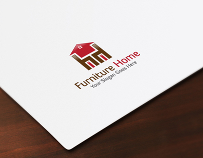 Furniture Home Logo