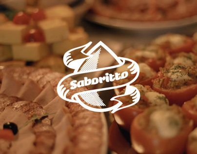 Branding: Firts Idea for Saboritto (Fast Food)