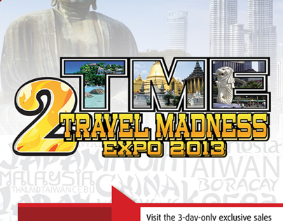 BPI Travel Madness Expo 2013