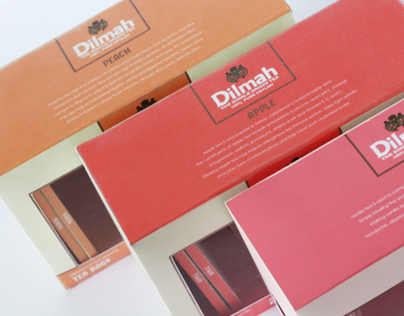 Dilmah Tea Packaging