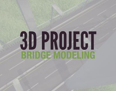 3D Modeling: Bridge