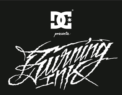 DC SHOES BURNING INK GENEVA