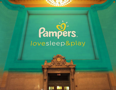 Pampers Love, Sleep & Play Campaign Launch