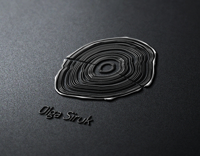 corporate identity for Olga Siruk