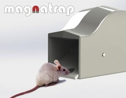 Magnatrap: The Humane Mouse Trap